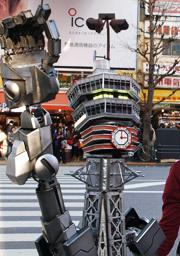 通天閣ロボット2